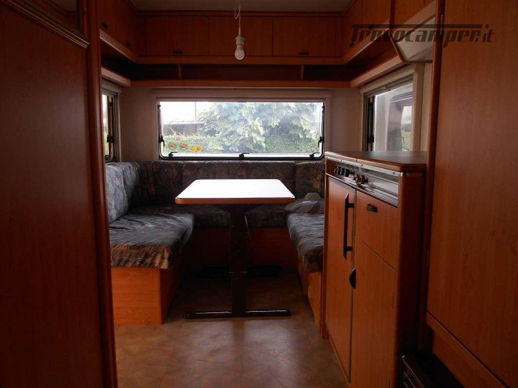 Caravan Knaus  Sudwind usato  in vendita a Treviso - Immagine 3