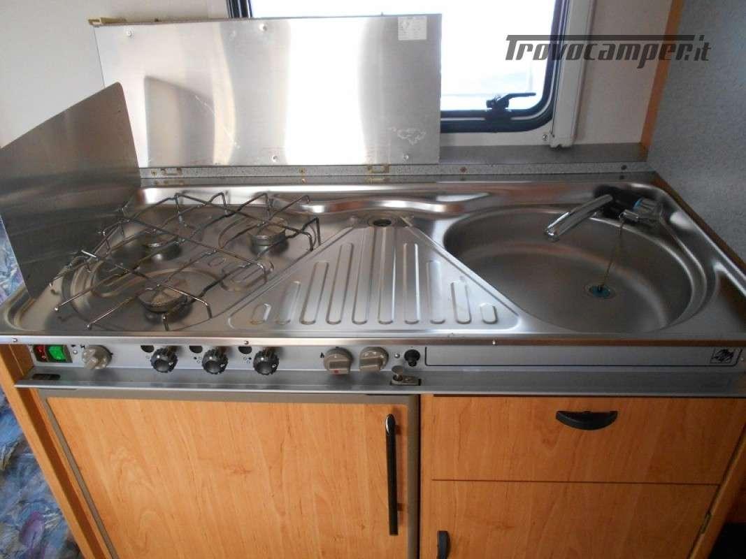 Caravan Knaus  Sudwind usato  in vendita a Treviso - Immagine 7