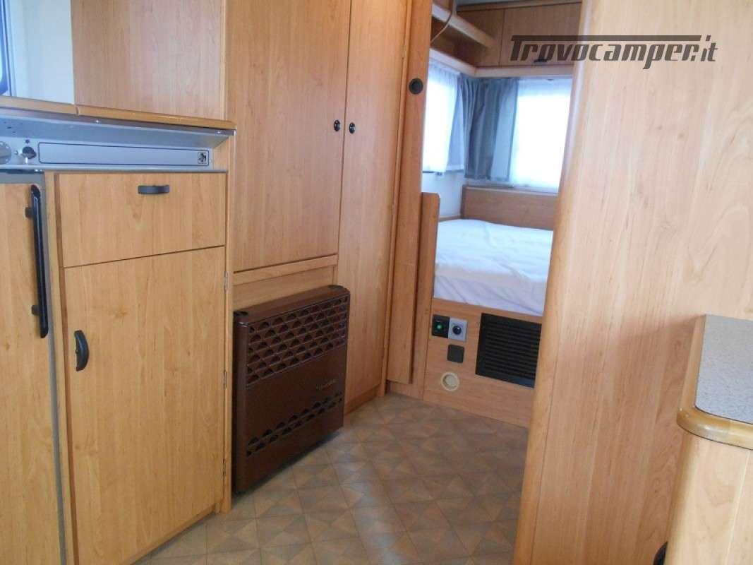 Caravan Knaus  Sudwind usato  in vendita a Treviso - Immagine 8