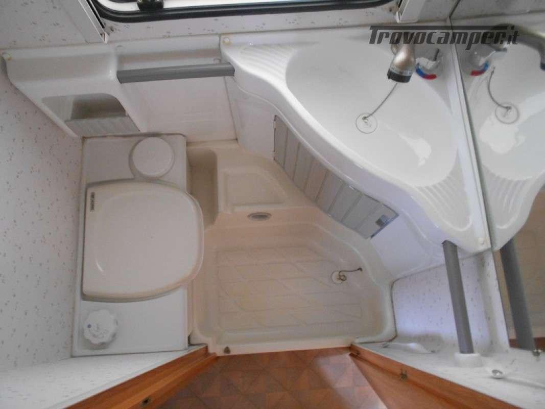 Caravan Knaus  Sudwind usato  in vendita a Treviso - Immagine 11