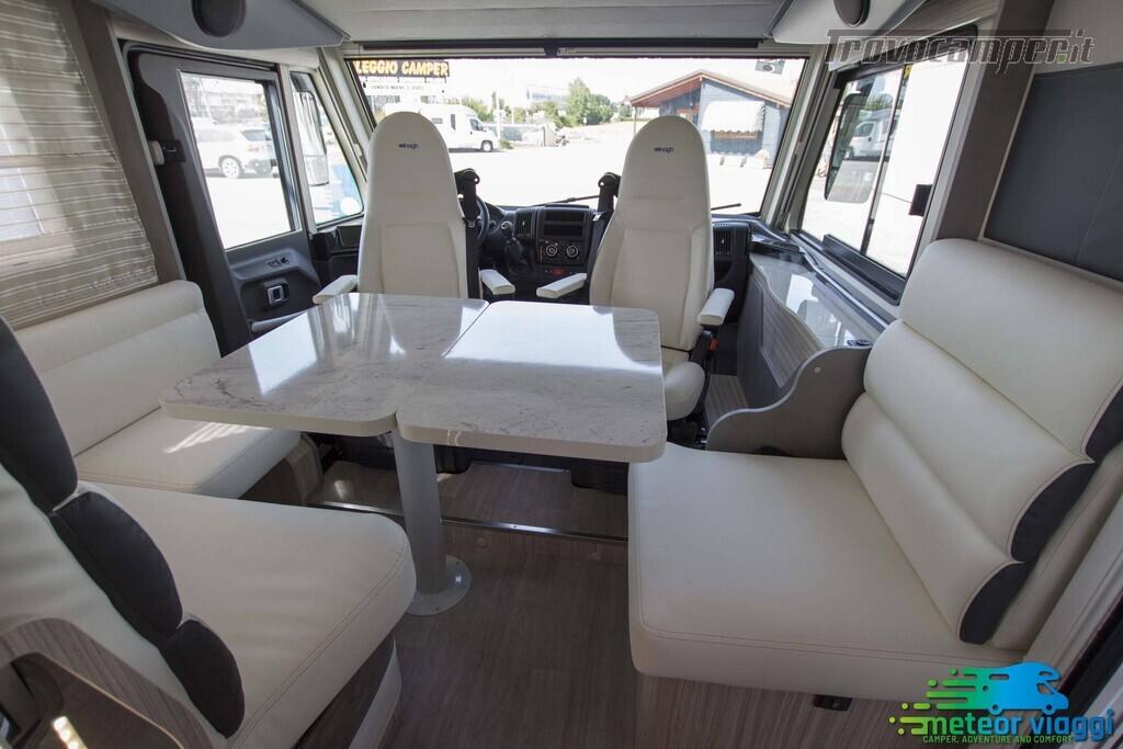 Motorhome 4 Posti Elnagh Magnum 581 - Letto nautico usato  in vendita a Rimini - Immagine 5