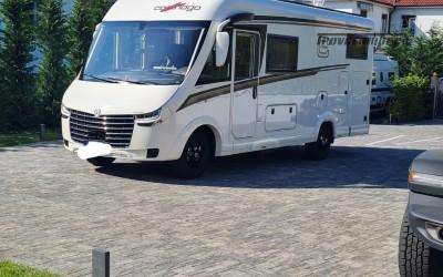 Carthago c tourer 143 usato  in vendita a Monza e Brianza - Immagine 1