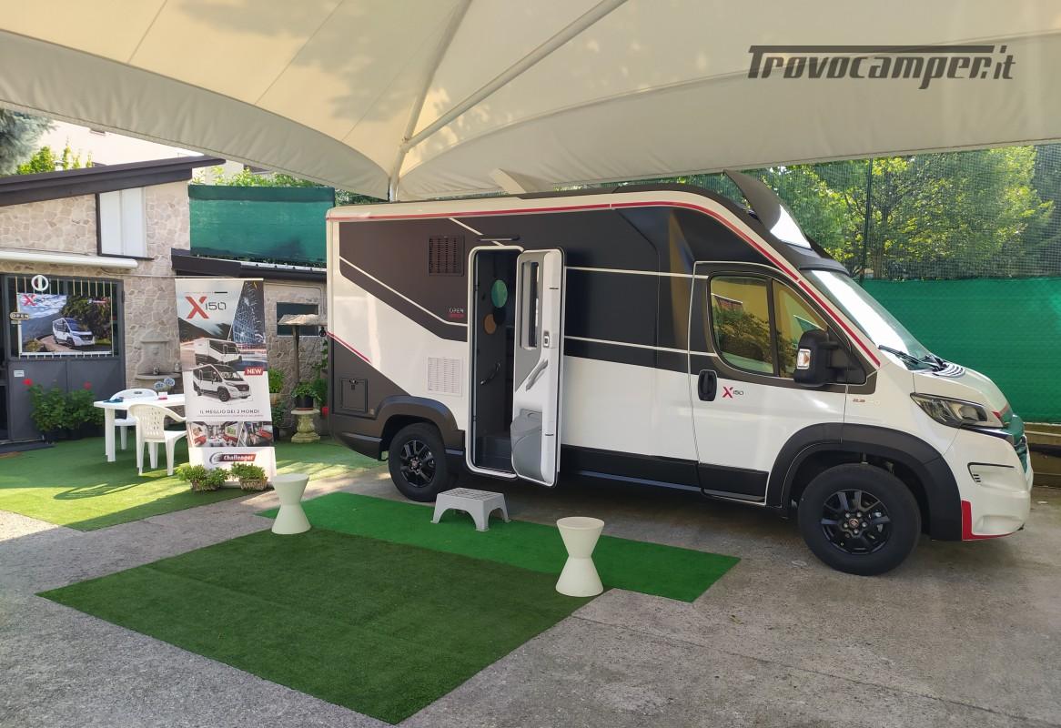 Nuovo Challenger X150 open edition nuovo  in vendita a Lecco - Immagine 1
