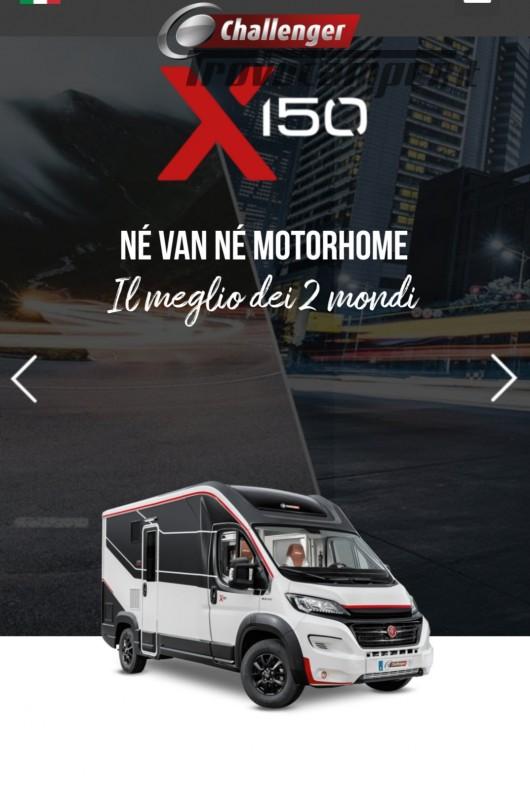 Nuovo Challenger X150 open edition nuovo  in vendita a Lecco - Immagine 4