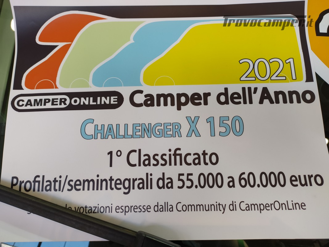 Nuovo Challenger X150 open edition nuovo  in vendita a Lecco - Immagine 19