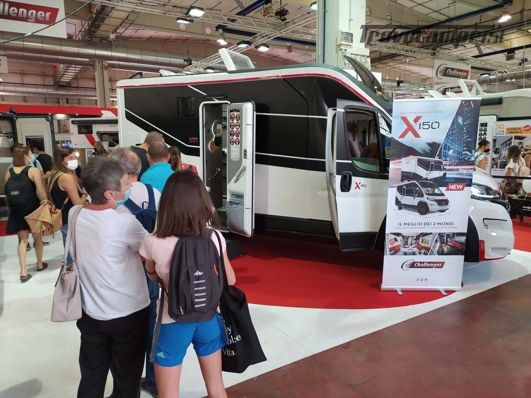 Nuovo Challenger X150 open edition nuovo  in vendita a Lecco - Immagine 20