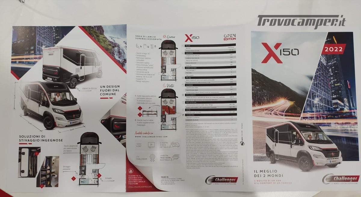 Nuovo Challenger X150 open edition nuovo  in vendita a Lecco - Immagine 22