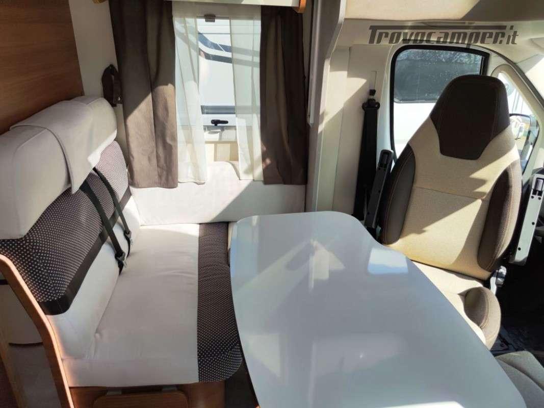 Elnagh Baron 531 -Semintegrale 6 metri - 4 posti omologati usato  in vendita a Piacenza - Immagine 9