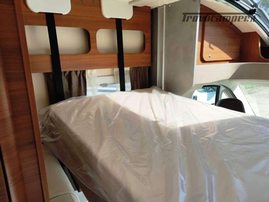 Elnagh Baron 531 -Semintegrale 6 metri - 4 posti omologati usato  in vendita a Piacenza - Immagine 10