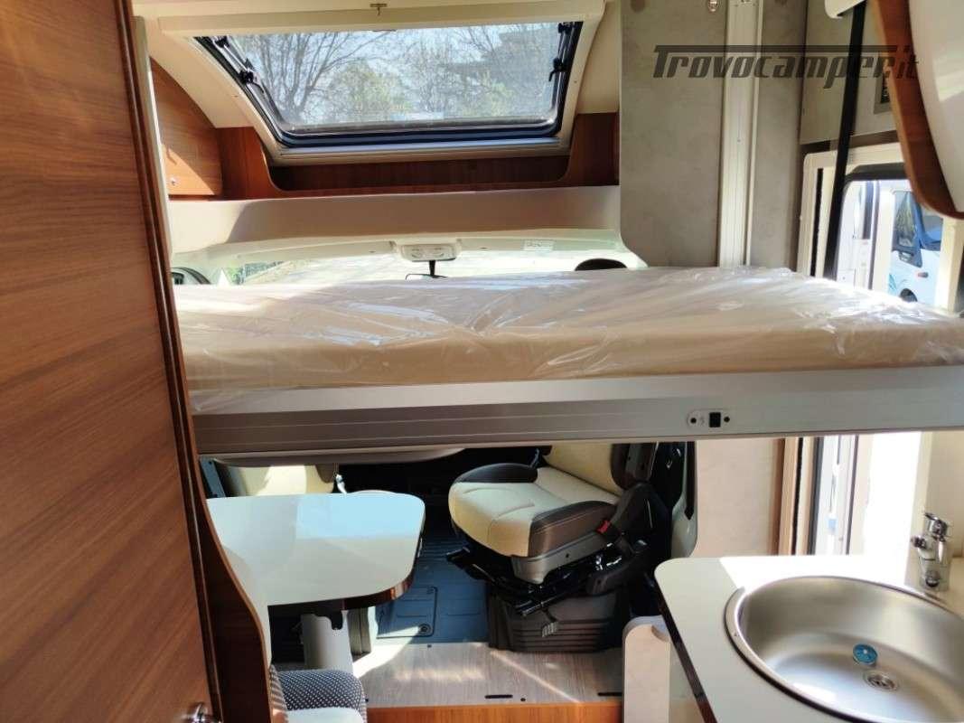 Elnagh Baron 531 -Semintegrale 6 metri - 4 posti omologati usato  in vendita a Piacenza - Immagine 11