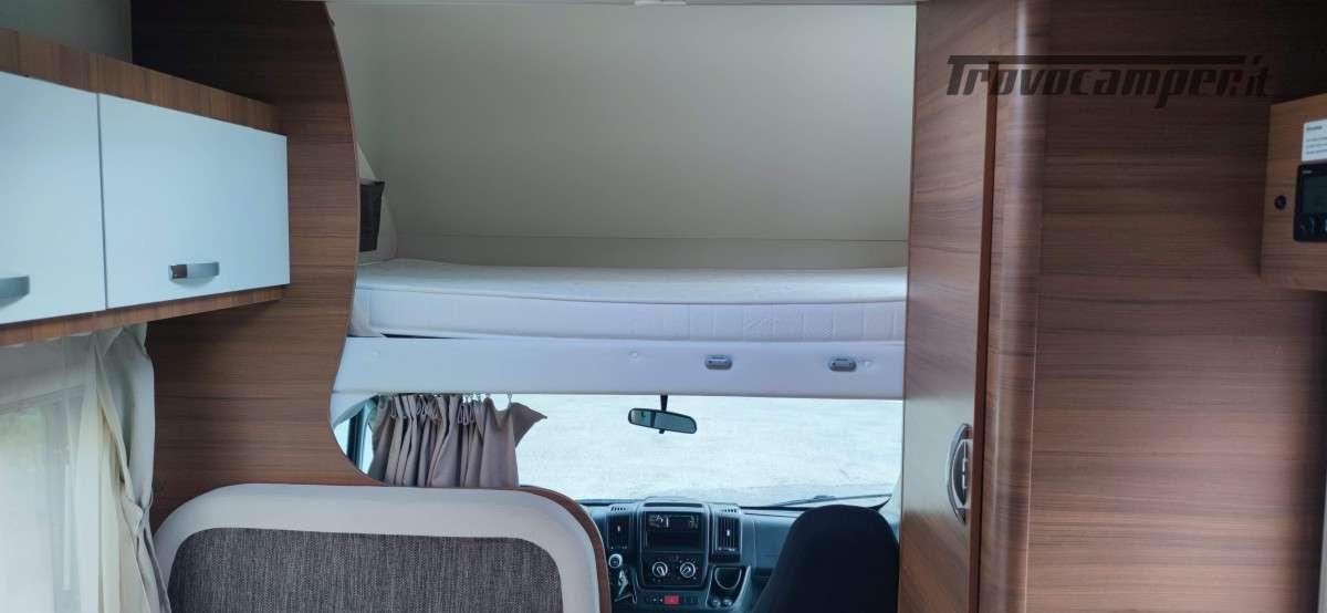 Elnagh Baron 26G - Mansardato Garage grande usato  in vendita a Piacenza - Immagine 4