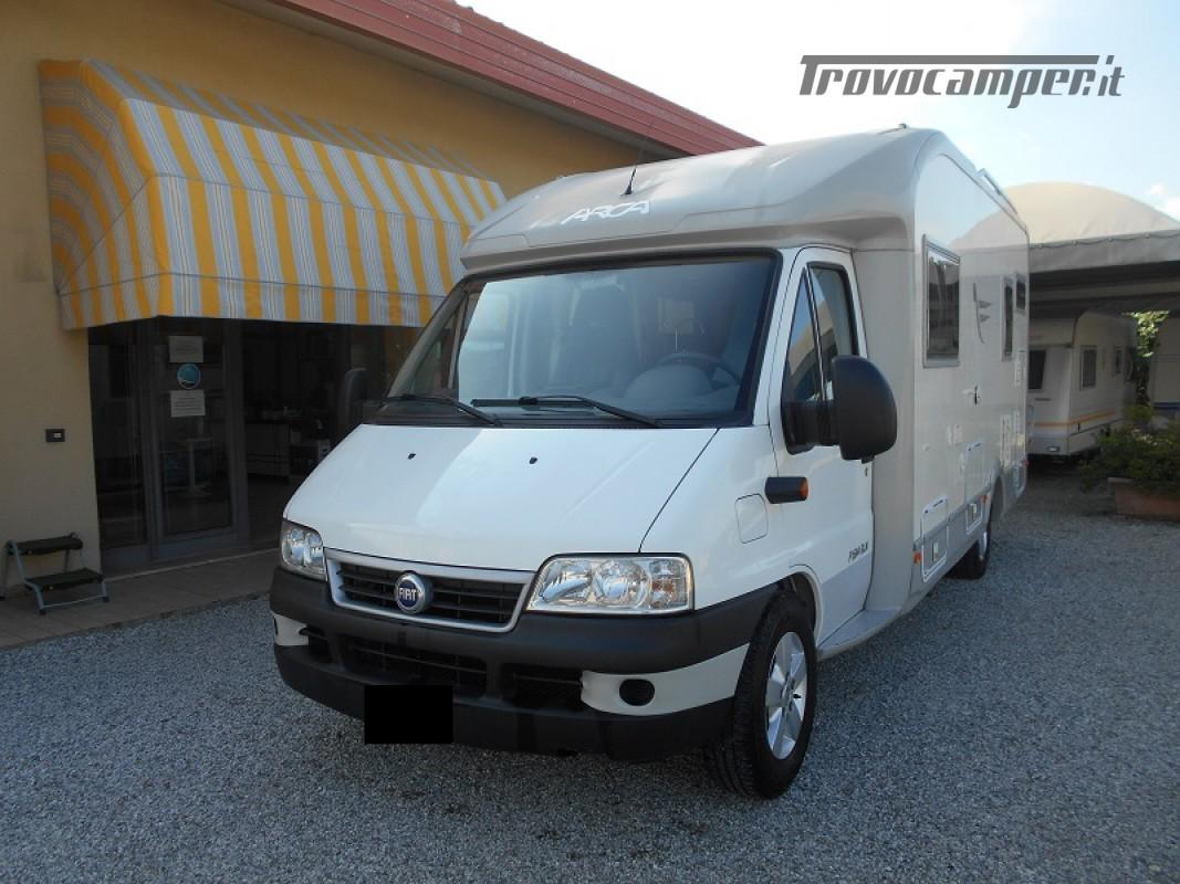 Semintegrale Arca P 694 GLM usato  in vendita a Treviso - Immagine 2