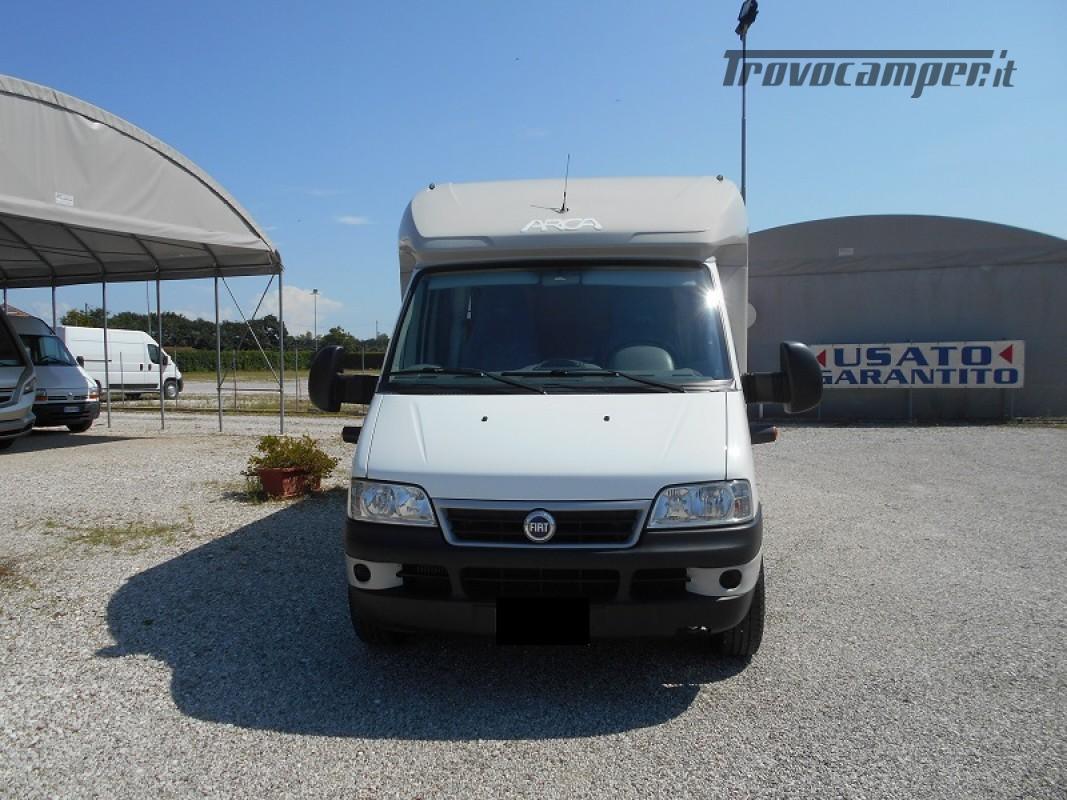 Semintegrale Arca P 694 GLM usato  in vendita a Treviso - Immagine 3