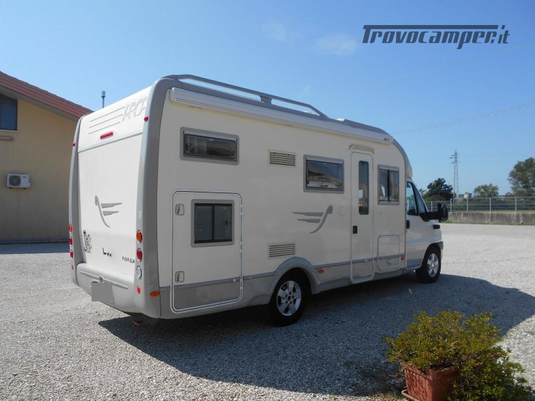 Semintegrale Arca P 694 GLM usato  in vendita a Treviso - Immagine 4