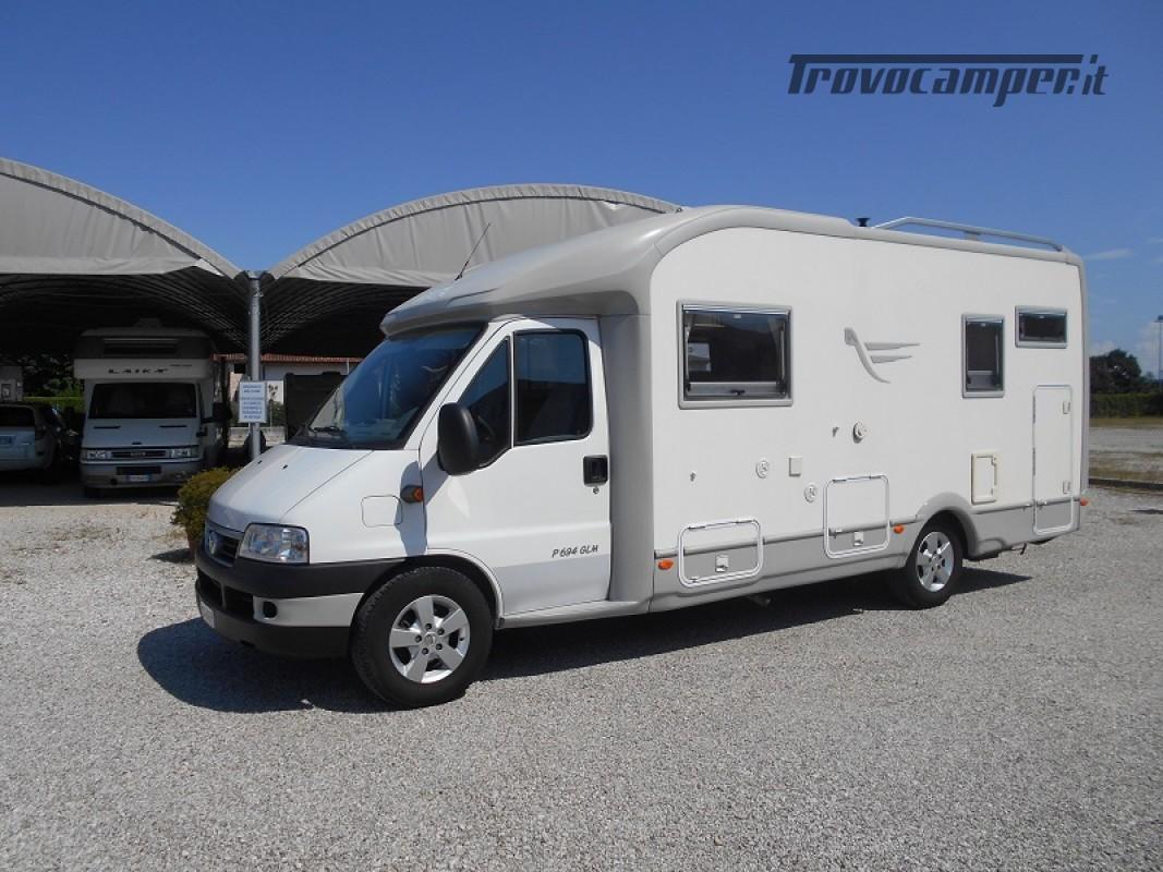 Semintegrale Arca P 694 GLM usato  in vendita a Treviso - Immagine 5