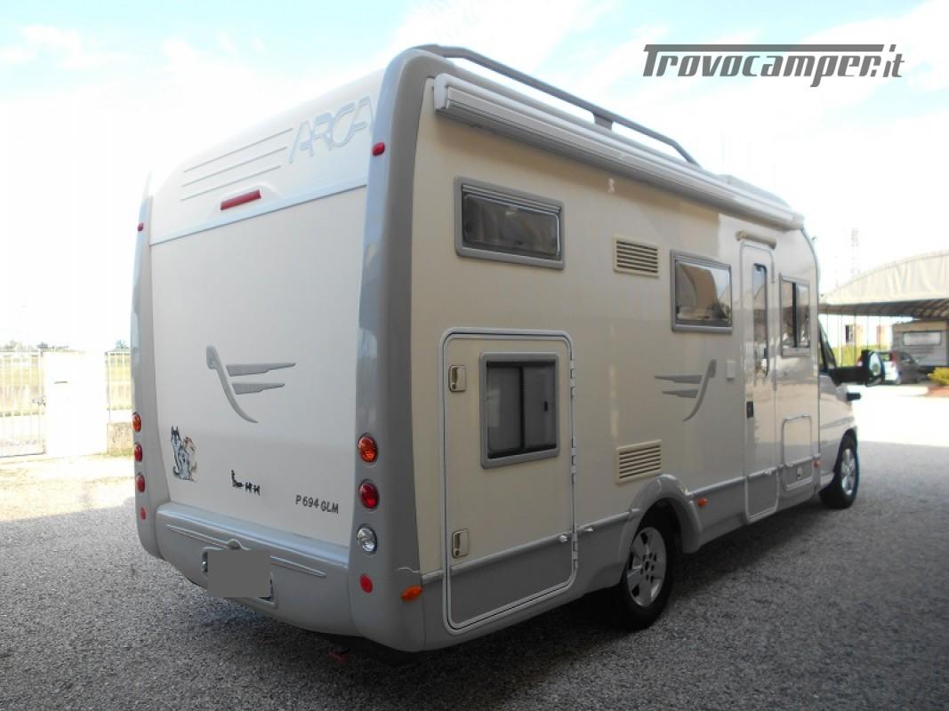 Semintegrale Arca P 694 GLM usato  in vendita a Treviso - Immagine 6