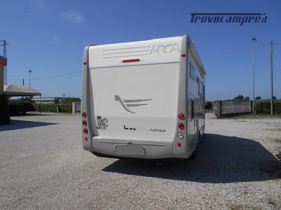 Semintegrale Arca P 694 GLM usato  in vendita a Treviso - Immagine 7