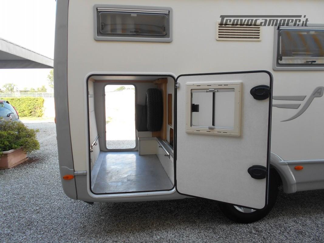 Semintegrale Arca P 694 GLM usato  in vendita a Treviso - Immagine 9