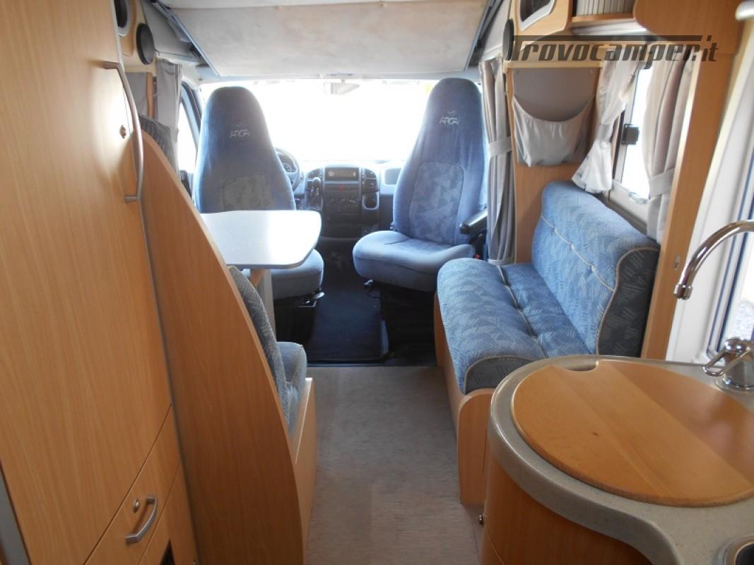 Semintegrale Arca P 694 GLM usato  in vendita a Treviso - Immagine 12