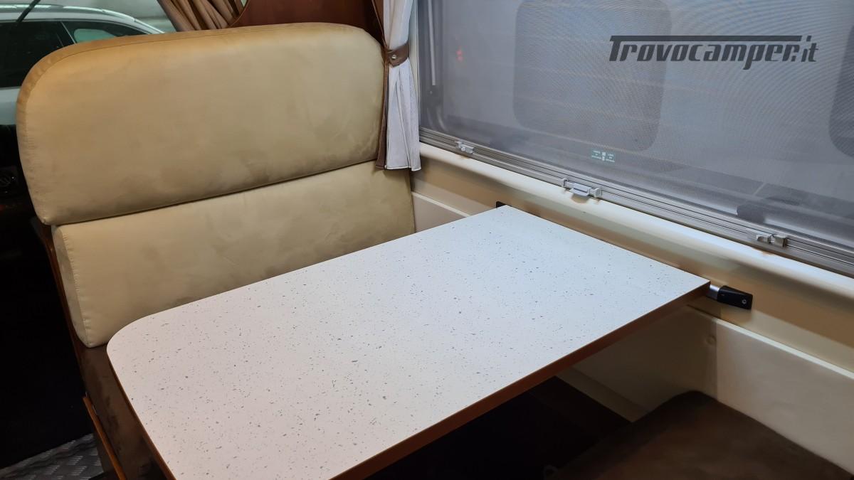 ELNAGH BARON 22 - 7 POSTI - CON PORTA MOTO usato  in vendita a Milano - Immagine 4
