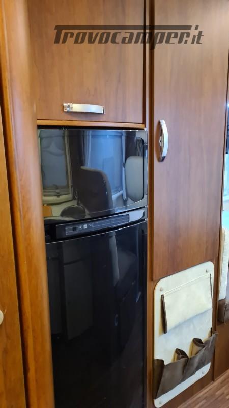 ELNAGH BARON 22 - 7 POSTI - CON PORTA MOTO usato  in vendita a Milano - Immagine 8