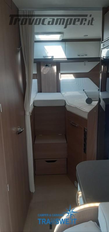 Bürstner Lyseo Privilege 690G camper semintegrale con letti gemelli in coda usato  in vendita a Como - Immagine 8