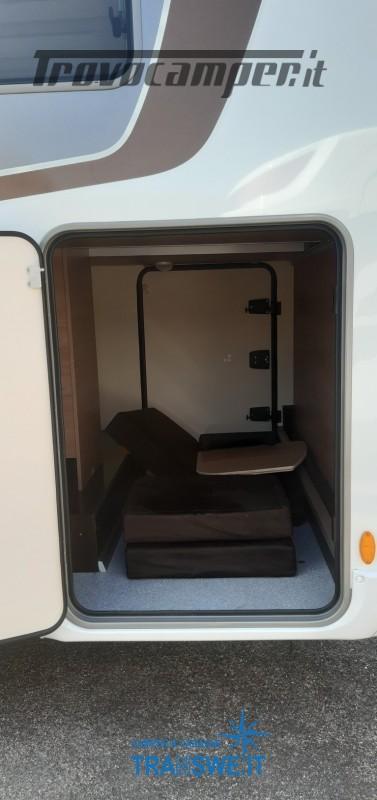 Bürstner Lyseo Privilege 690G camper semintegrale con letti gemelli in coda usato  in vendita a Como - Immagine 6