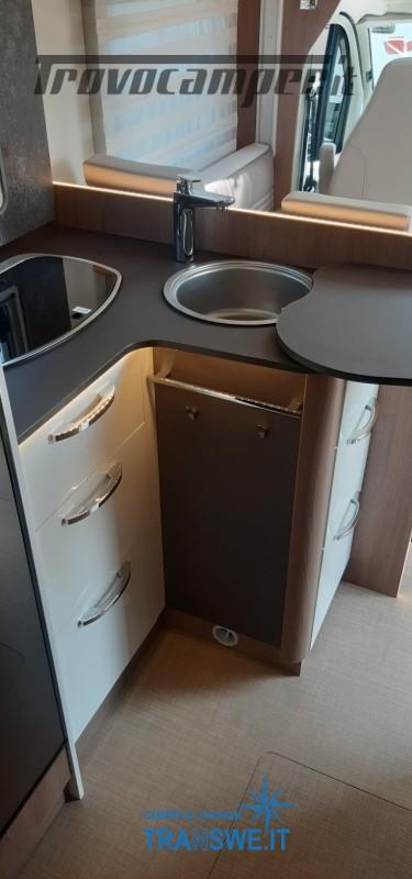 Bürstner Lyseo Privilege 690G camper semintegrale con letti gemelli in coda usato  in vendita a Como - Immagine 12