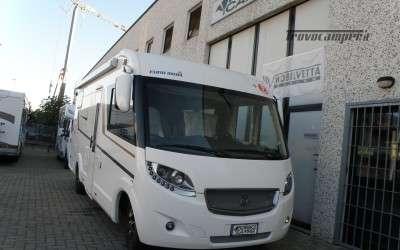 MOTORHOME EURAMOBIL ANNO 2019 LETTI GEMELLI usato  in vendita a Prato - Immagine 1