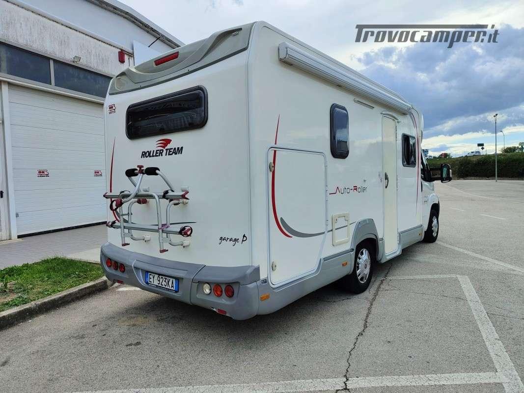 USATO - ROLLER TEAM AUTOROLLER GARAGE P usato  in vendita a Macerata - Immagine 14