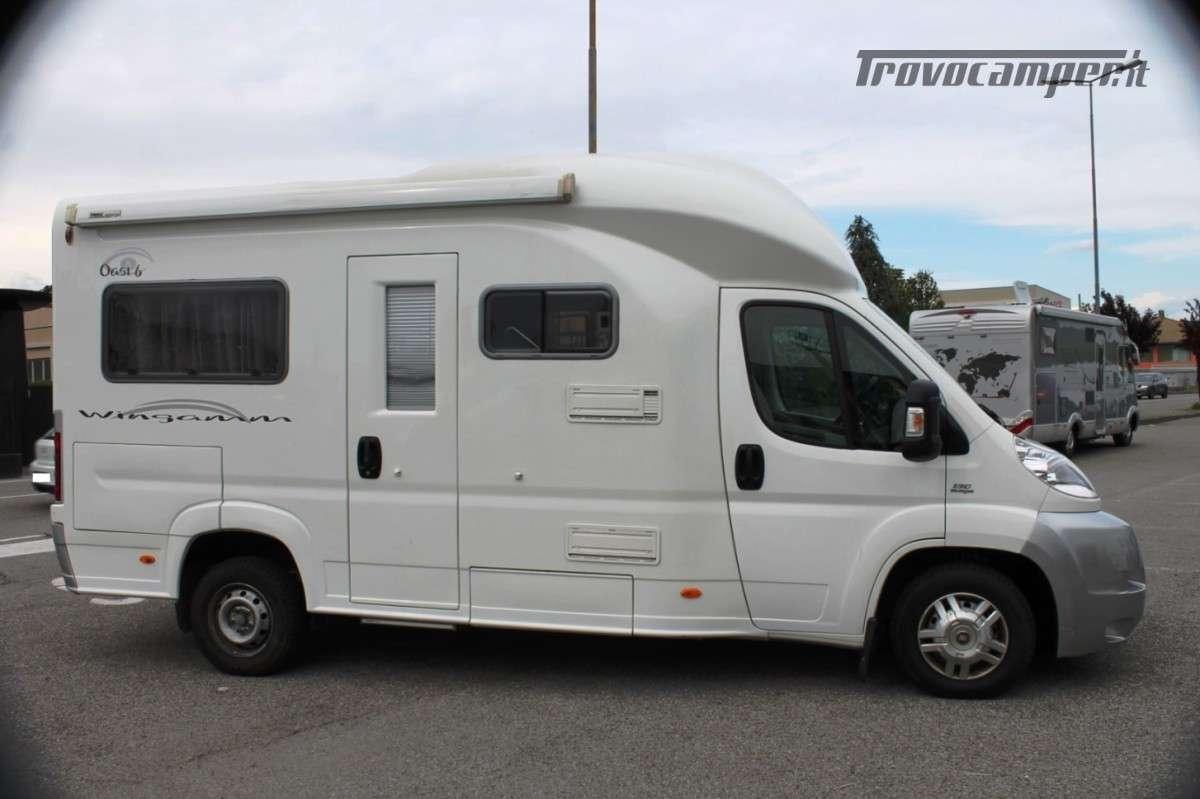 WINGAMM OASI 610 usato  in vendita a Bergamo - Immagine 4