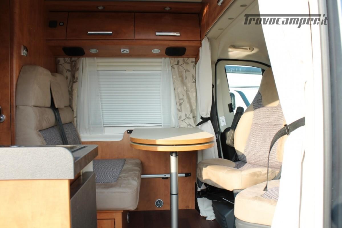 CARTHAGO MALIBU' VAN 600 LOW BED usato  in vendita a Bergamo - Immagine 2