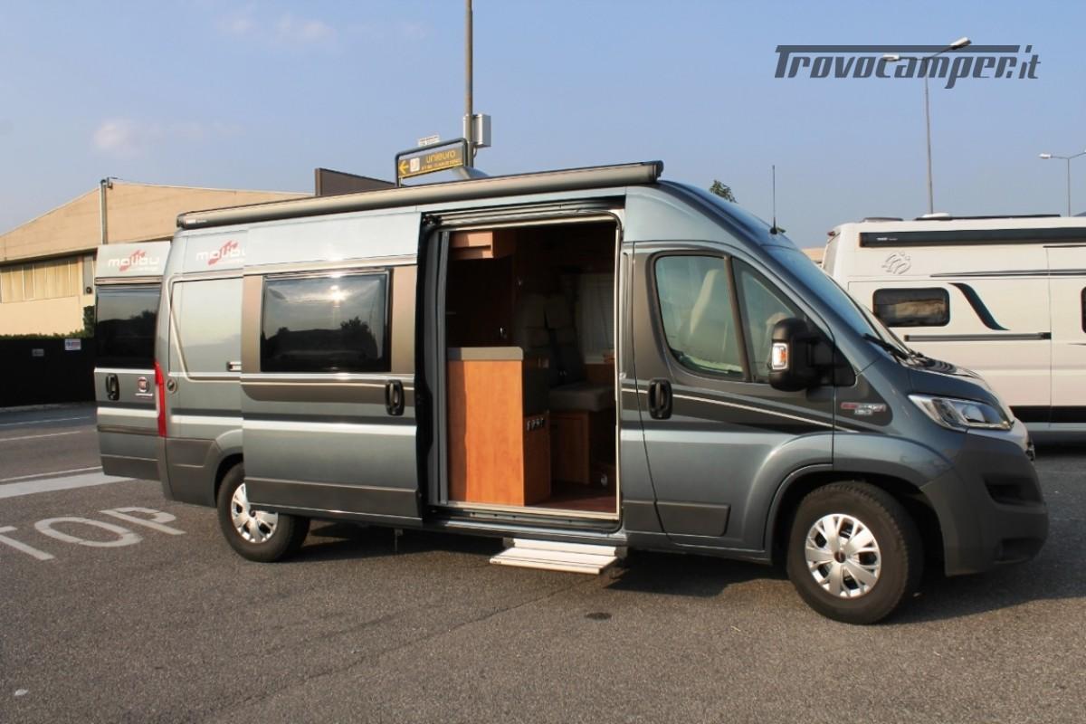 CARTHAGO MALIBU' VAN 600 LOW BED usato  in vendita a Bergamo - Immagine 3