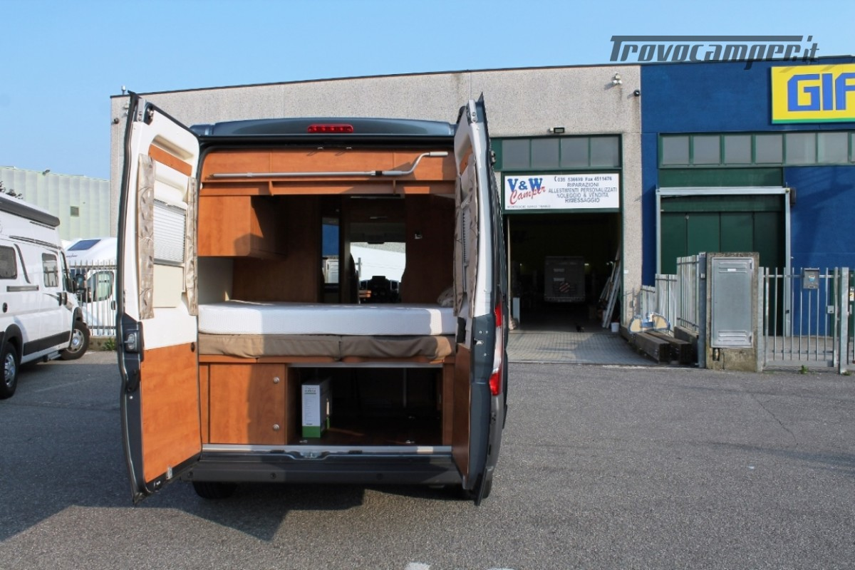 CARTHAGO MALIBU' VAN 600 LOW BED usato  in vendita a Bergamo - Immagine 4