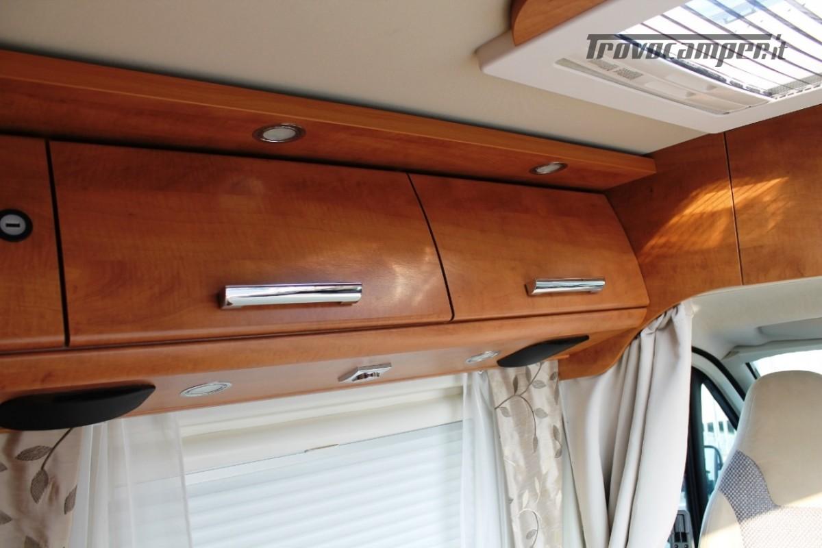 CARTHAGO MALIBU' VAN 600 LOW BED usato  in vendita a Bergamo - Immagine 6