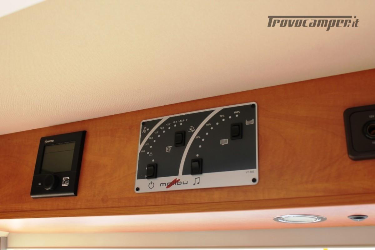 CARTHAGO MALIBU' VAN 600 LOW BED usato  in vendita a Bergamo - Immagine 8