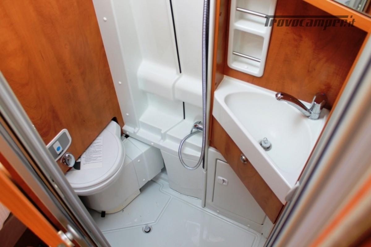 CARTHAGO MALIBU' VAN 600 LOW BED usato  in vendita a Bergamo - Immagine 9