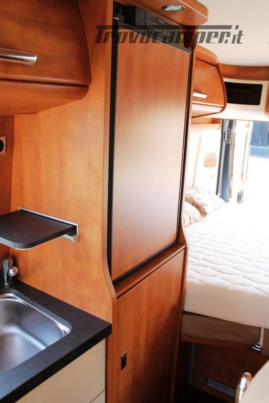 CARTHAGO MALIBU' VAN 600 LOW BED usato  in vendita a Bergamo - Immagine 12