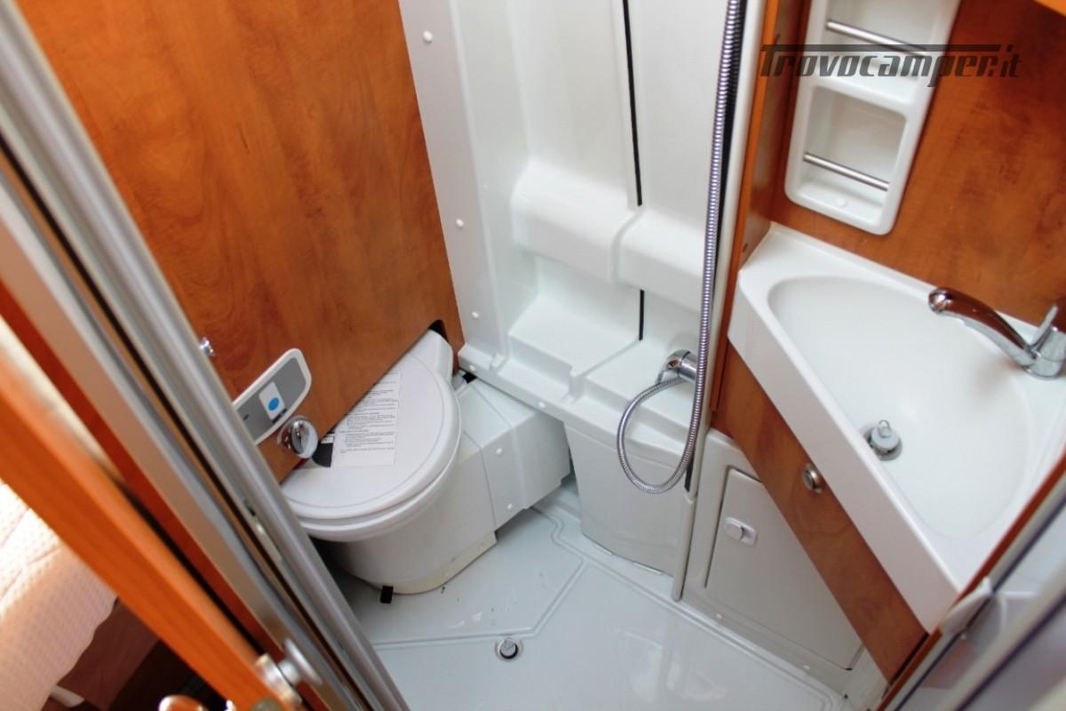 CARTHAGO MALIBU' VAN 600 LOW BED usato  in vendita a Bergamo - Immagine 16