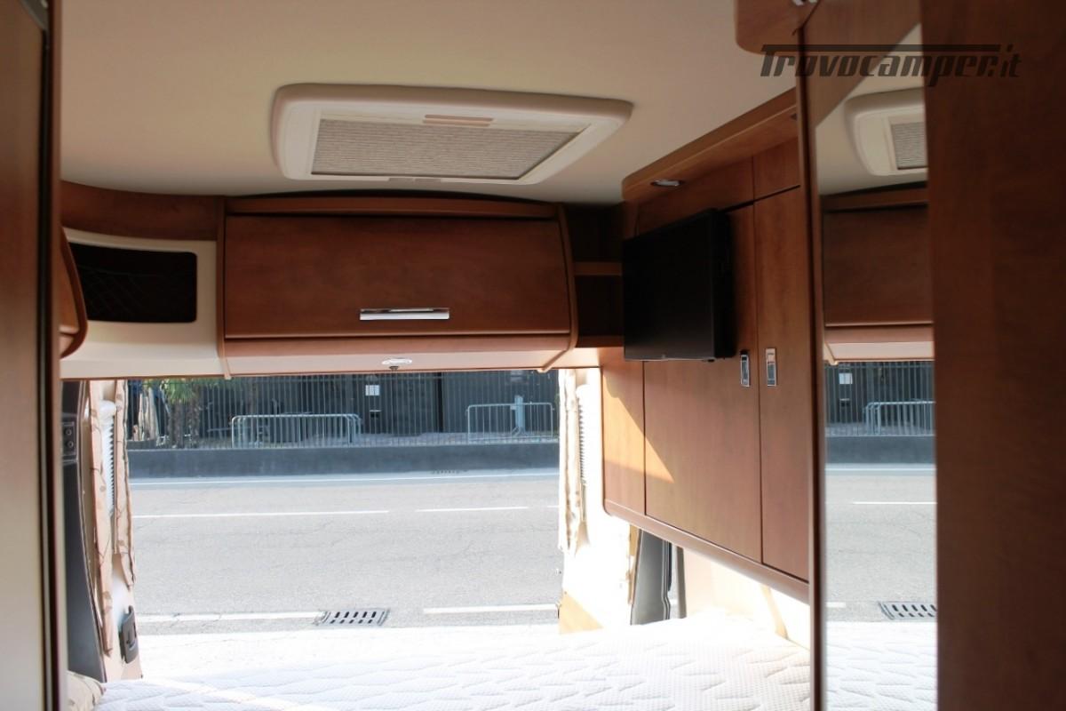 CARTHAGO MALIBU' VAN 600 LOW BED usato  in vendita a Bergamo - Immagine 17