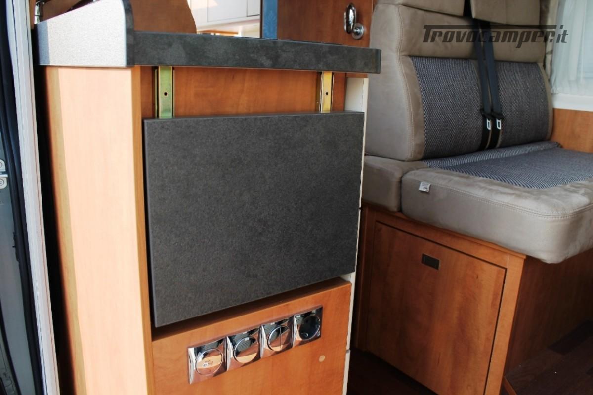 CARTHAGO MALIBU' VAN 600 LOW BED usato  in vendita a Bergamo - Immagine 22