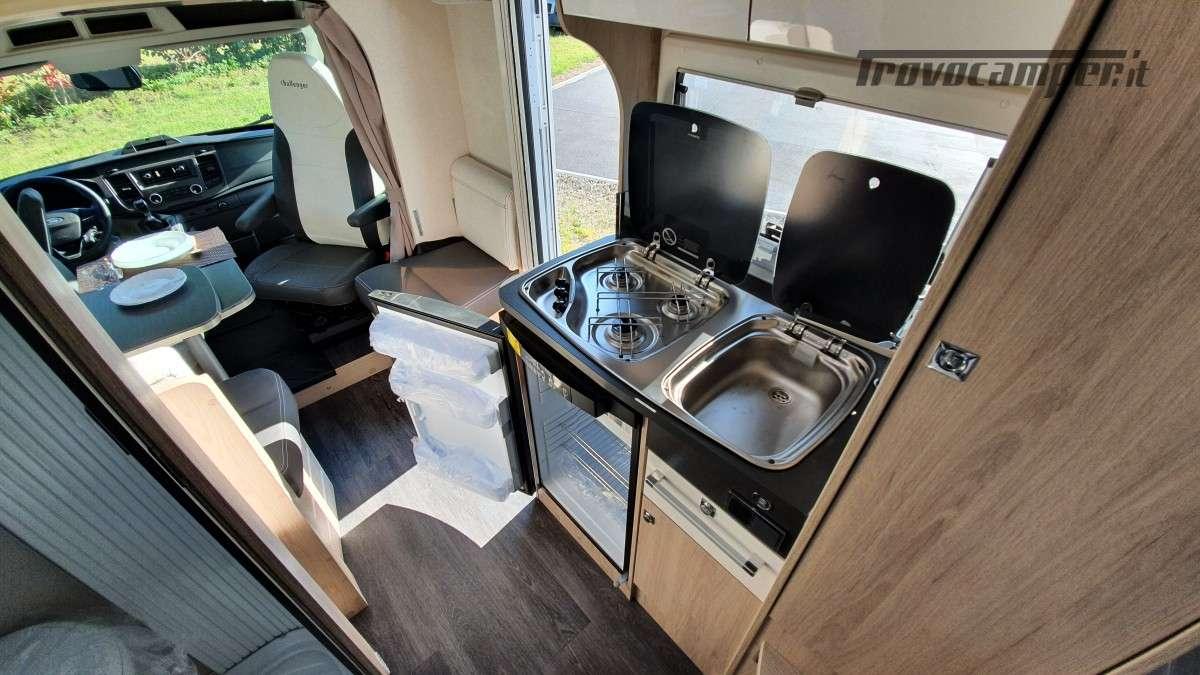 Challenger C194 Start Edition - Mansardato Lungo 5.99metri - Modello 2021 nuovo  in vendita a Monza e Brianza - Immagine 4