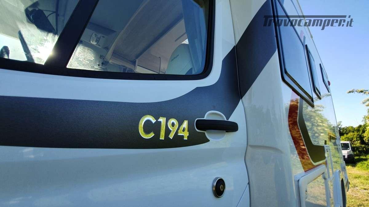 Challenger C194 Start Edition - Mansardato Lungo 5.99metri - Modello 2021 nuovo  in vendita a Monza e Brianza - Immagine 12