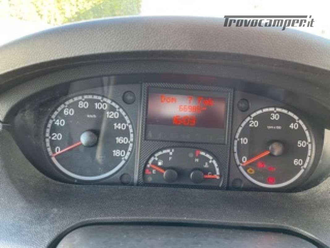 Semintegrale Adria Sport 650DF usato  in vendita a Firenze - Immagine 17