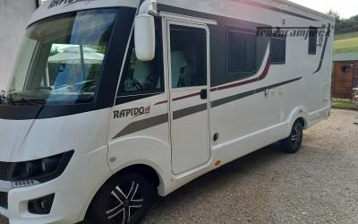 Motorhome Rapido 850F usato  in vendita a Vicenza - Immagine 1