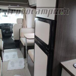Mansardato Blucamp SKY71 OMOLOGATO 7 posti, letti castello trasversali usato  in vendita a Alessandria - Immagine 22