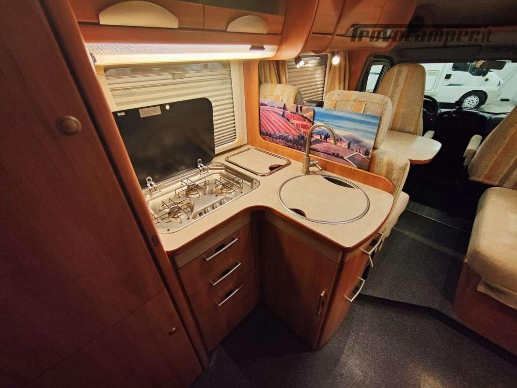 USATO - Semintegrale Hymer Tramp GT 655 del 2006 usato  in vendita a Macerata - Immagine 3