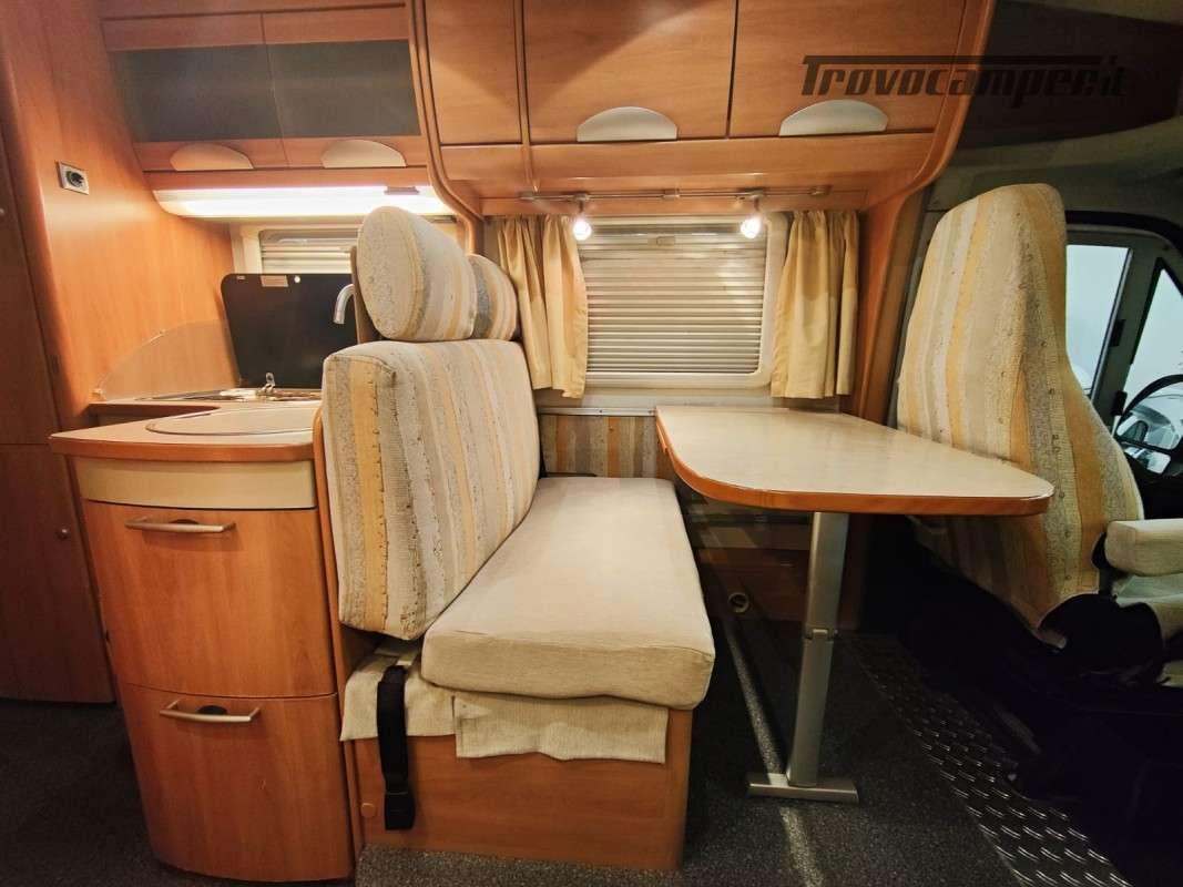 USATO - Semintegrale Hymer Tramp GT 655 del 2006 usato  in vendita a Macerata - Immagine 4