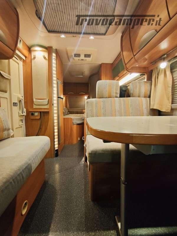 USATO - Semintegrale Hymer Tramp GT 655 del 2006 usato  in vendita a Macerata - Immagine 10