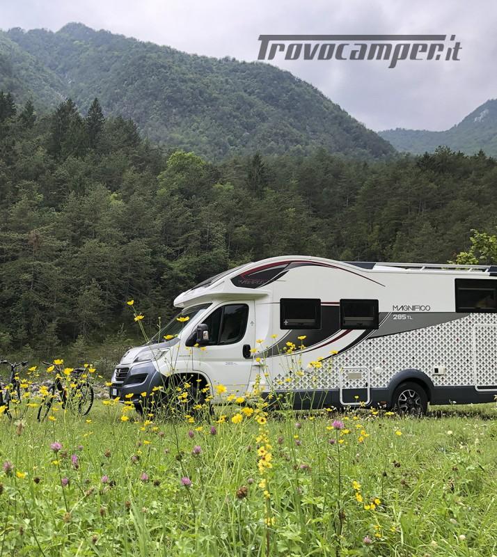 Splendido camper roller 286TL garanzia usato  in vendita a Pordenone - Immagine 1